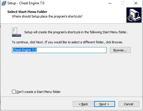 Cheat Engine game