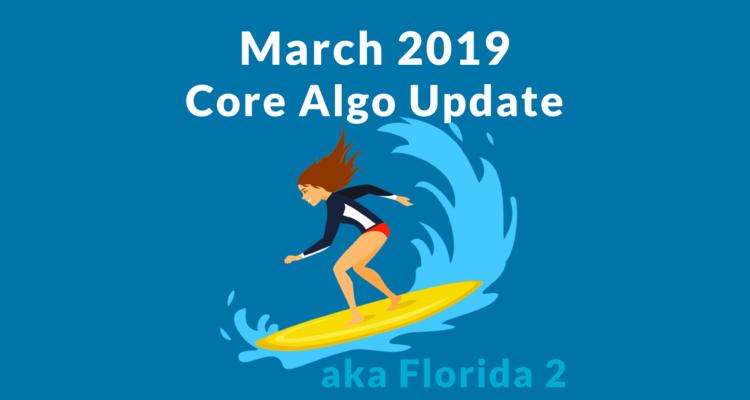 Cập nhật cốt lõi tháng 3 năm 2019